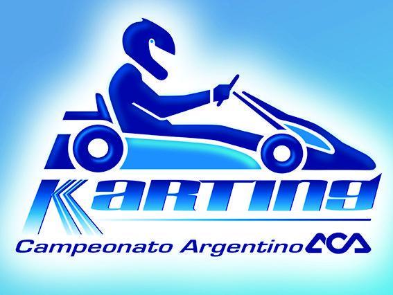 Logo Campeonato Argentimo de Karting