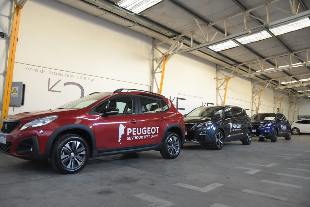 Peugeot Ancasti 2