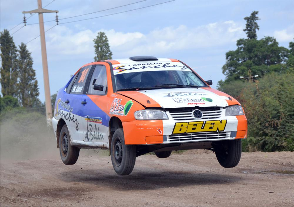 Ariel Sanchez Rally Belicho