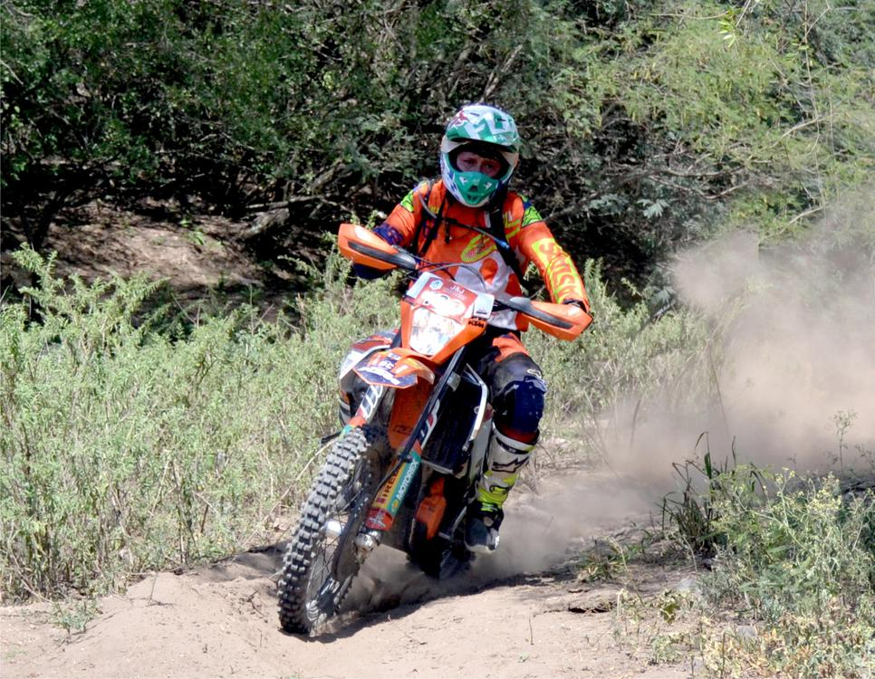 Enduro La Merced