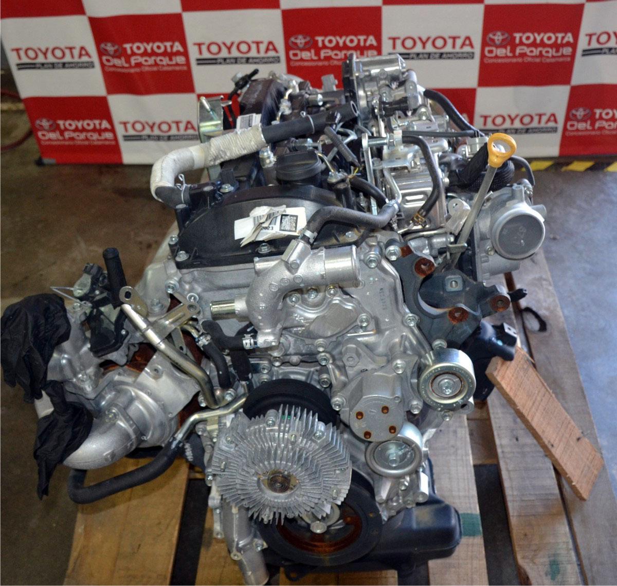Toyota 123456