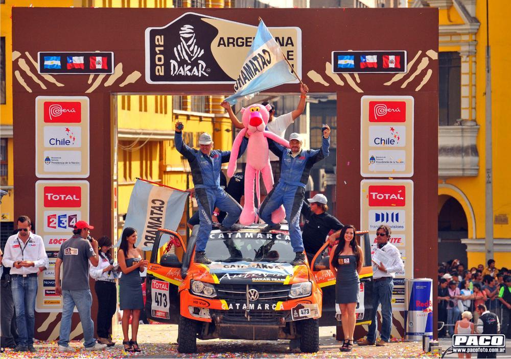 1 Dagostini Dakar 2